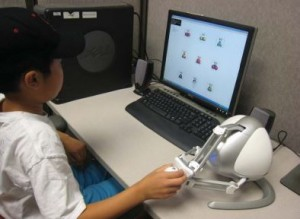 Haptic User Interfaces for the Visually Impaired: Implications for Haptically Enhanced Science Learning Systems