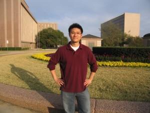 "Inchol ""CK"" Choi | Ph.D. Student"