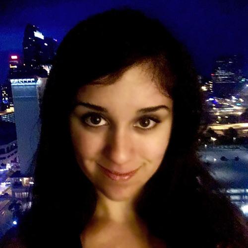 Sabrina Earp | BCI Student Researcher