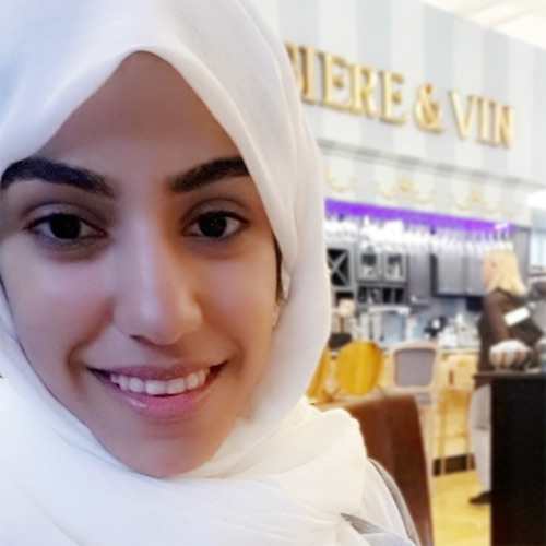 Zainab Homoud | BCI Student Researcher