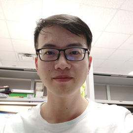 Ziyang Xie   Graduate Student