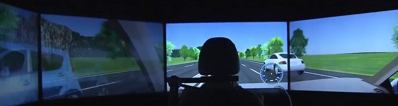 ISE Driving Simulator