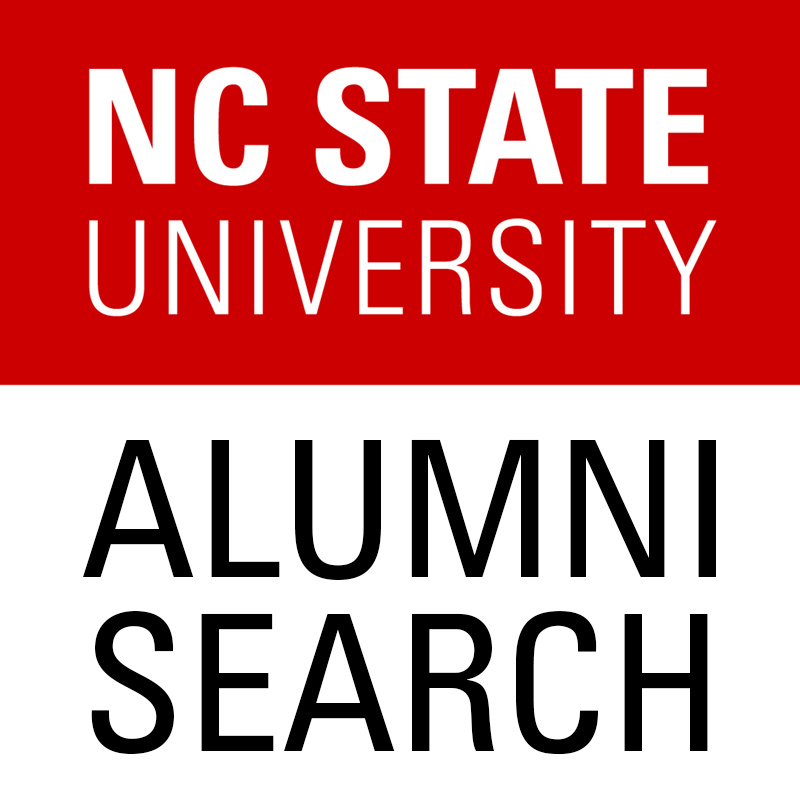 NC State University Alumni Search Logo