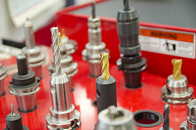 ISE Processes Lab | Assorted Milling Machine Bits