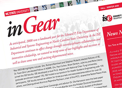 Fall/Winter 2008 inGear Magazine