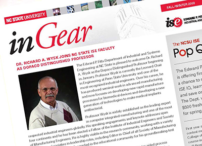 Fall/Winter 2009 inGear Magazine