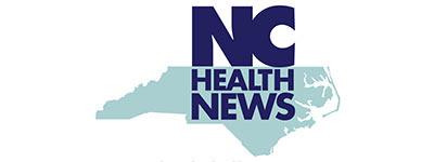 NC Health News Logo