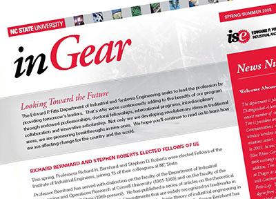 Spring/Summer 2008 inGear Magazine