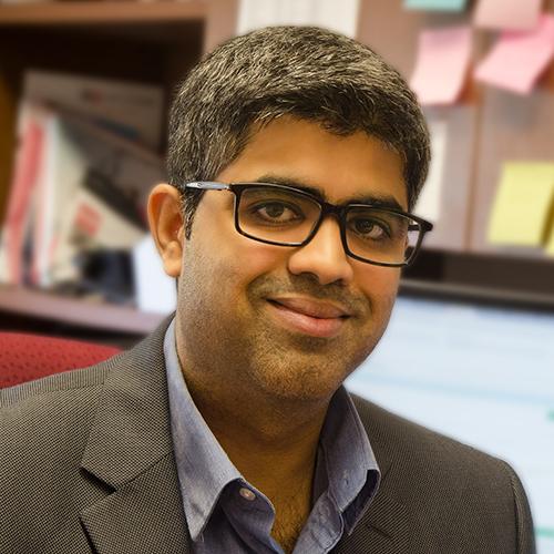 Rohan Shirwaiker | Assistant Professor