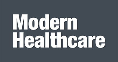 Modern Healthcare Magazine Logo