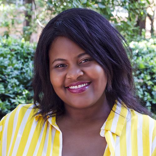 Jasmine Petway | Graduate Services Coordinator