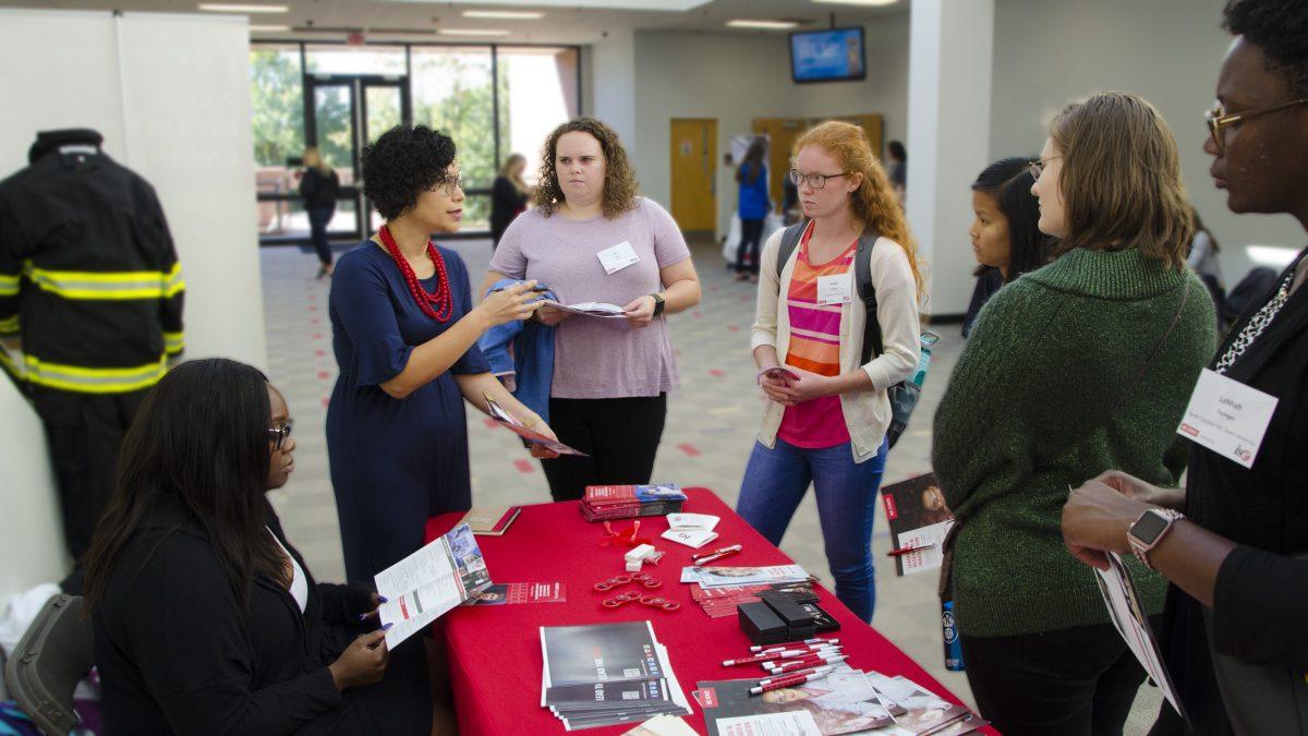 Female Student Recruitment Event | Fall 2018 | 01
