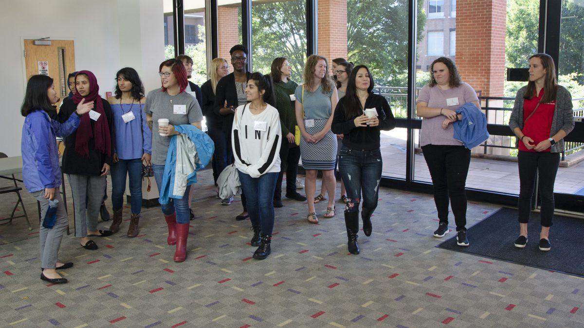 Female Student Recruitment Event | Fall 2018 | 03