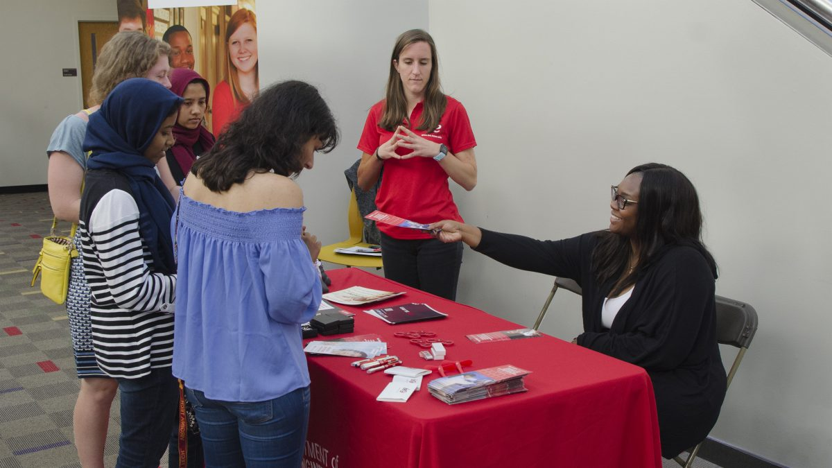 Female Student Recruitment Event | Fall 2018 | 04