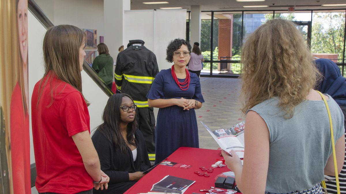 Female Student Recruitment Event | Fall 2018 | 05