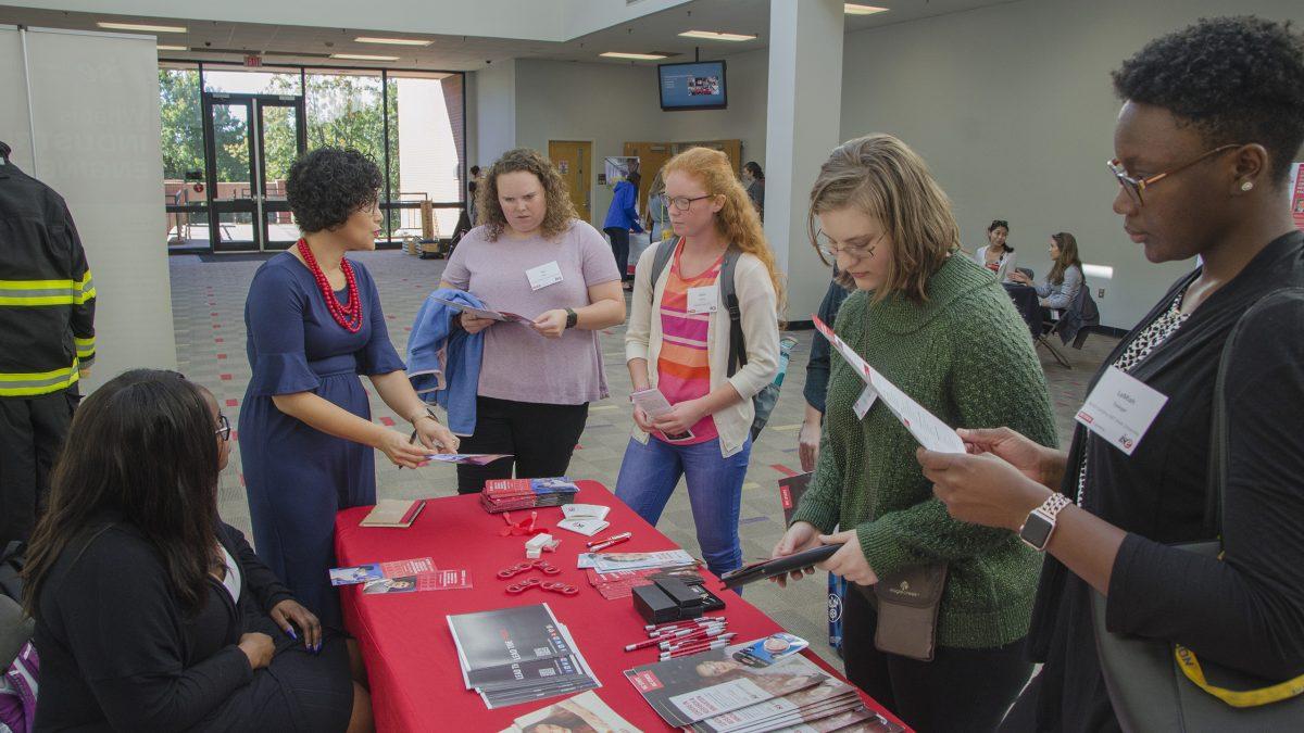 Female Student Recruitment Event | Fall 2018 | 07