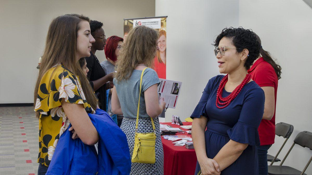 Female Student Recruitment Event | Fall 2018 | 13