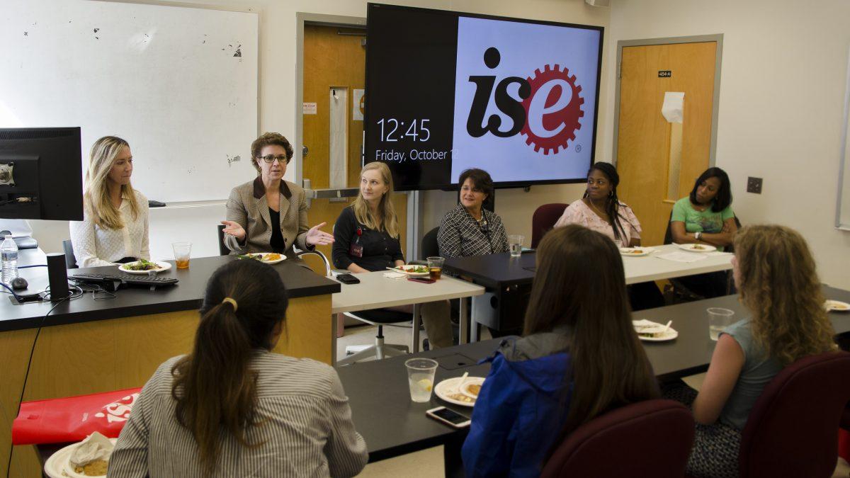 Female Student Recruitment Event | Fall 2018 | 14