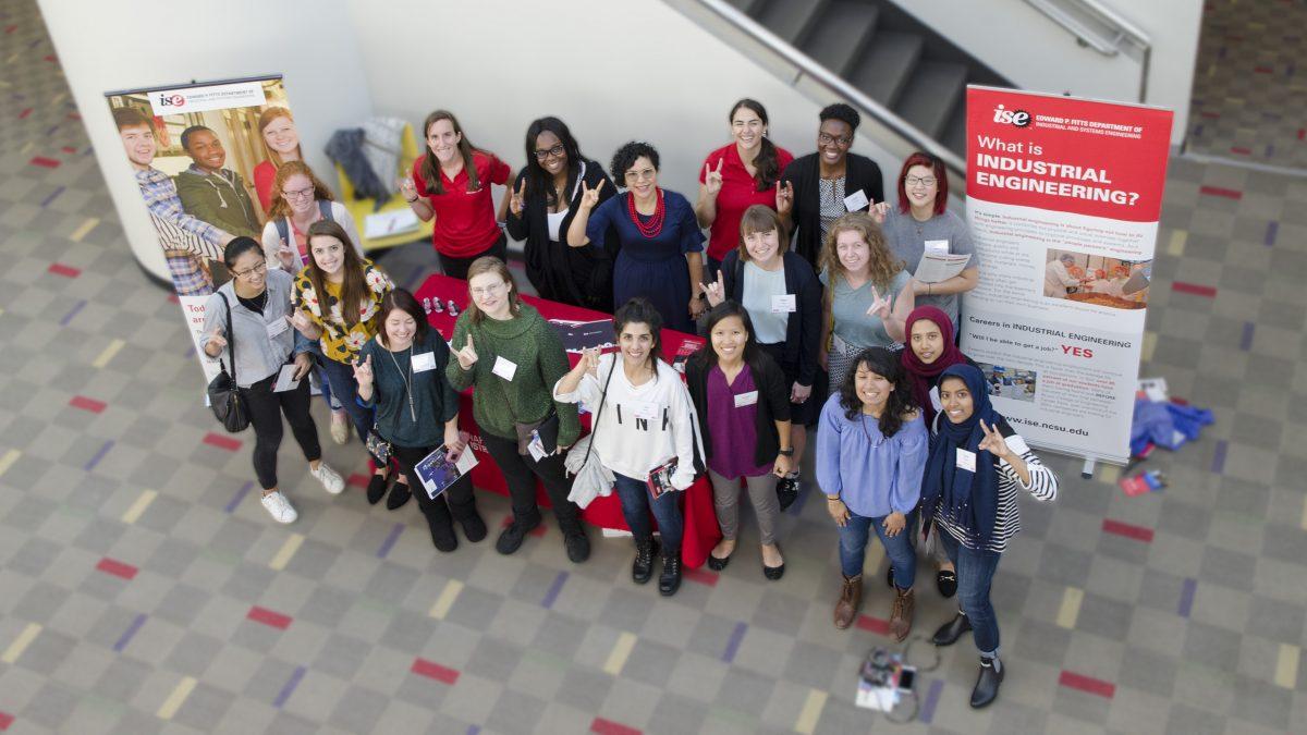 Female Student Recruitment Event | Fall 2018 | 15