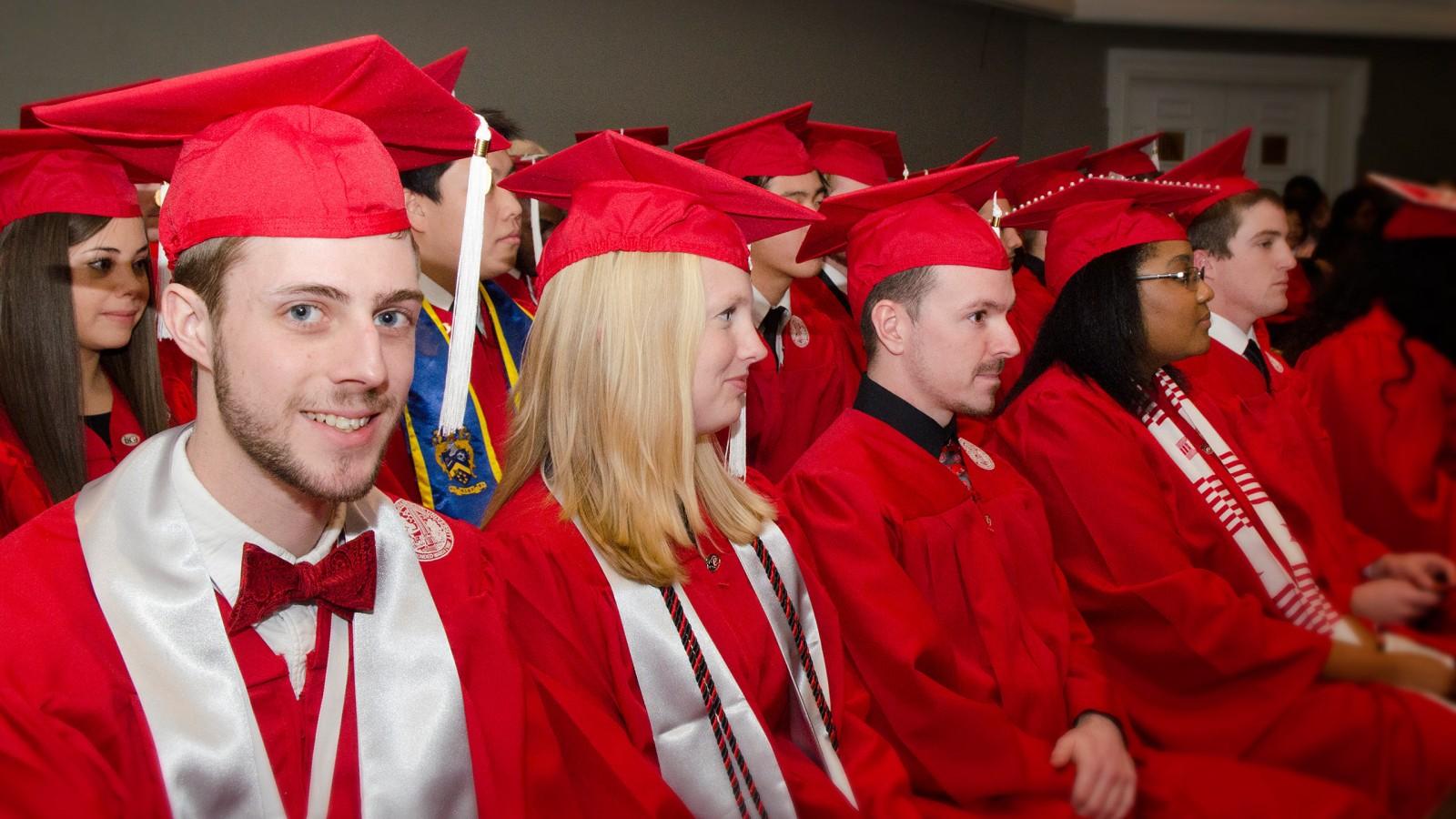 2014 Fall Graduation Ceremony
