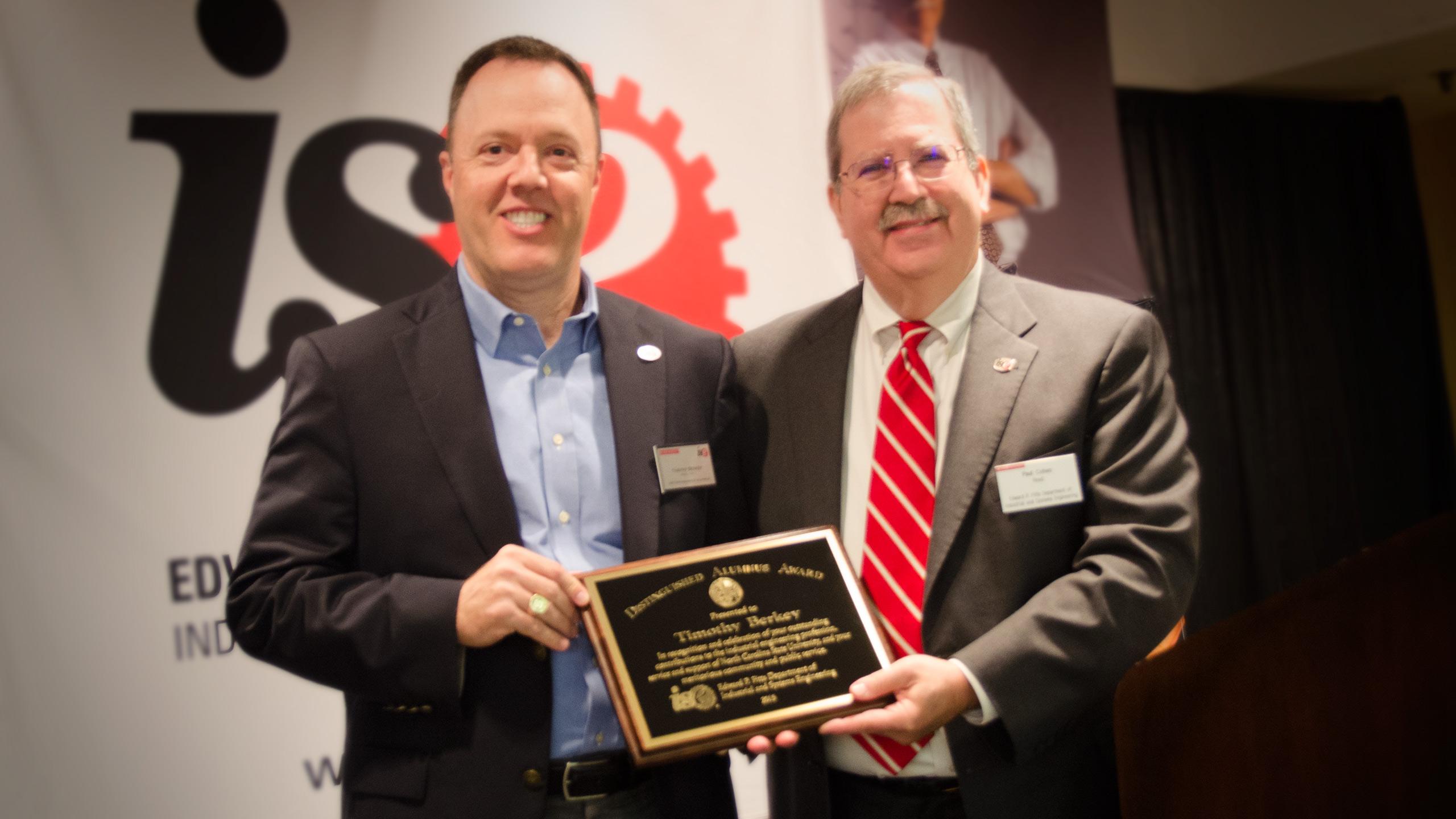 Distinguished Alumnus Award Turns 10