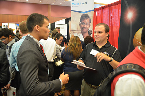 ( ways to Partner with ISE | Career Fairs
