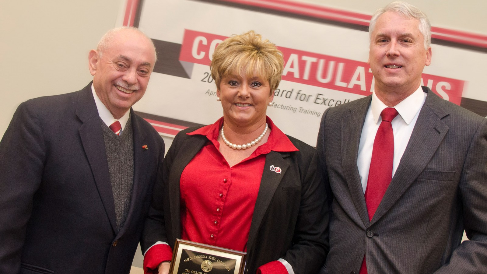 Debbie Allgood-Staton - COE Award