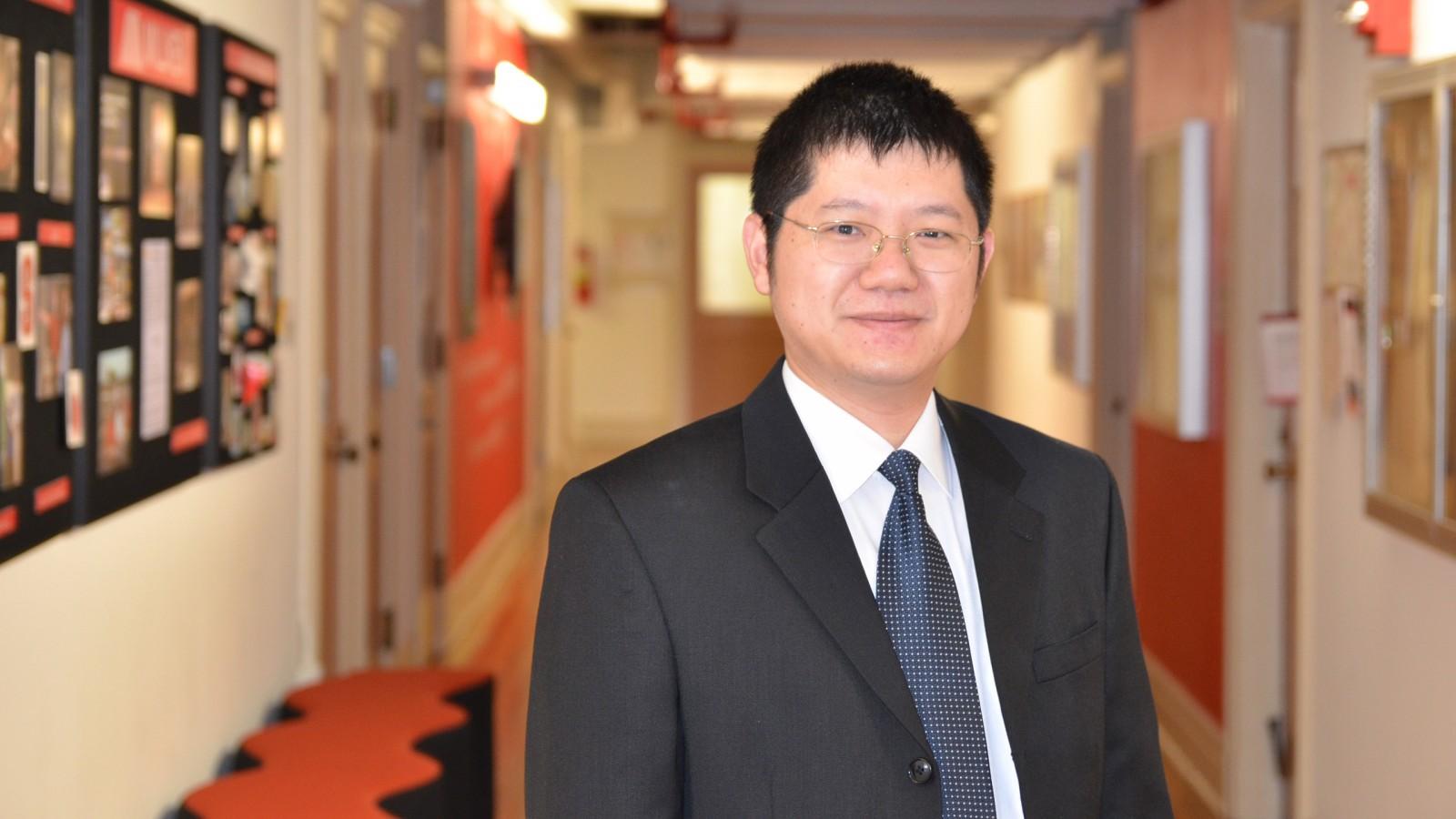 Jingyan Dong