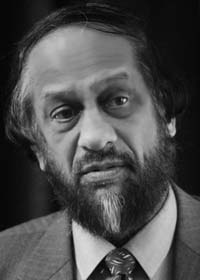 Class of 2007 Distinguished Alumni - Rajendra Pachauri