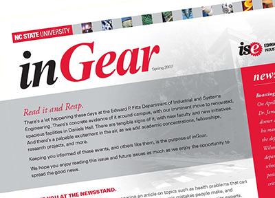 Spring/Summer 2007 inGear Magazine