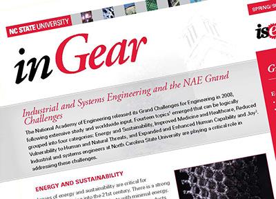 Spring/Summer 2009 inGear Magazine