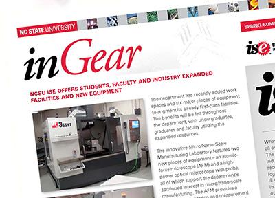 Spring/Summer 2010 inGear Magazine