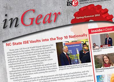 Spring/Summer 2012 inGear Magazine