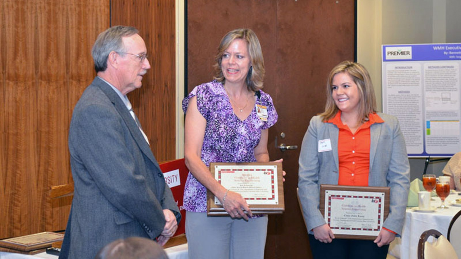 2012 Health Systems Certification Luncheon
