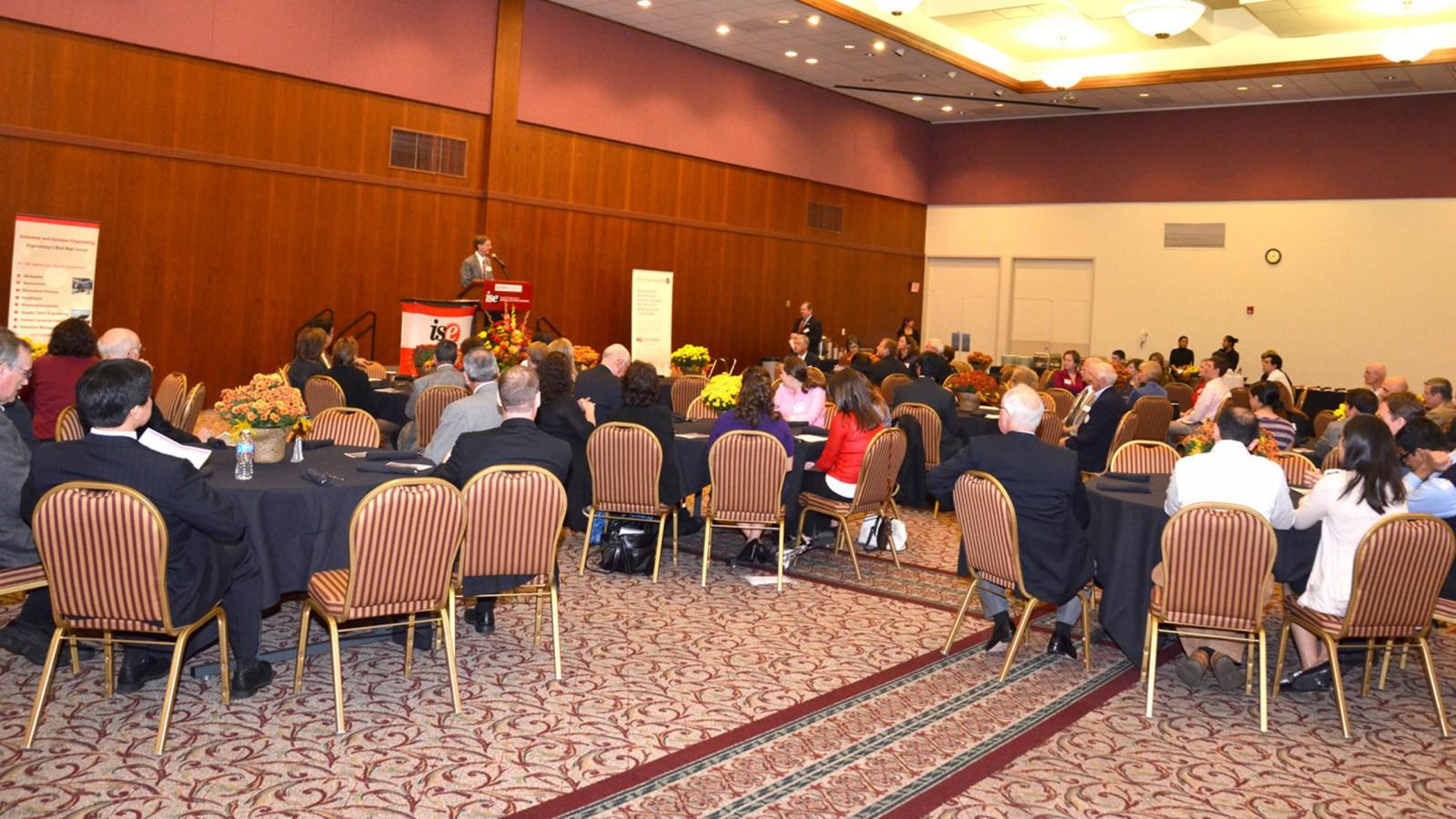 Distinguished Alumni Luncheon 2011