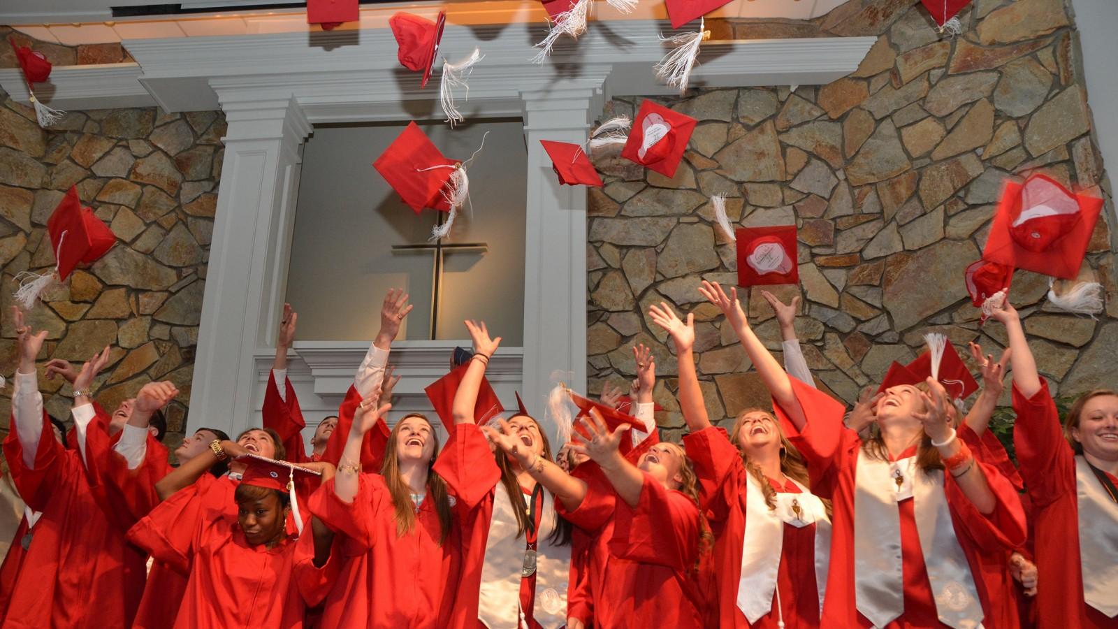 Spring Graduation Ceremony 2014