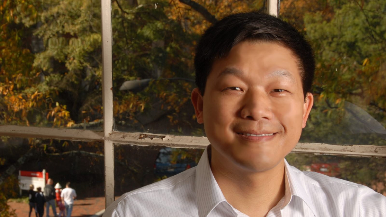 Faculty Profile   Yuan-Shin Lee