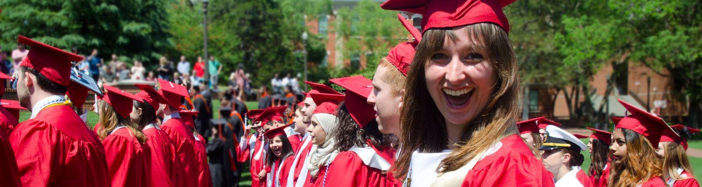 Spring Graduation Ceremony 2016