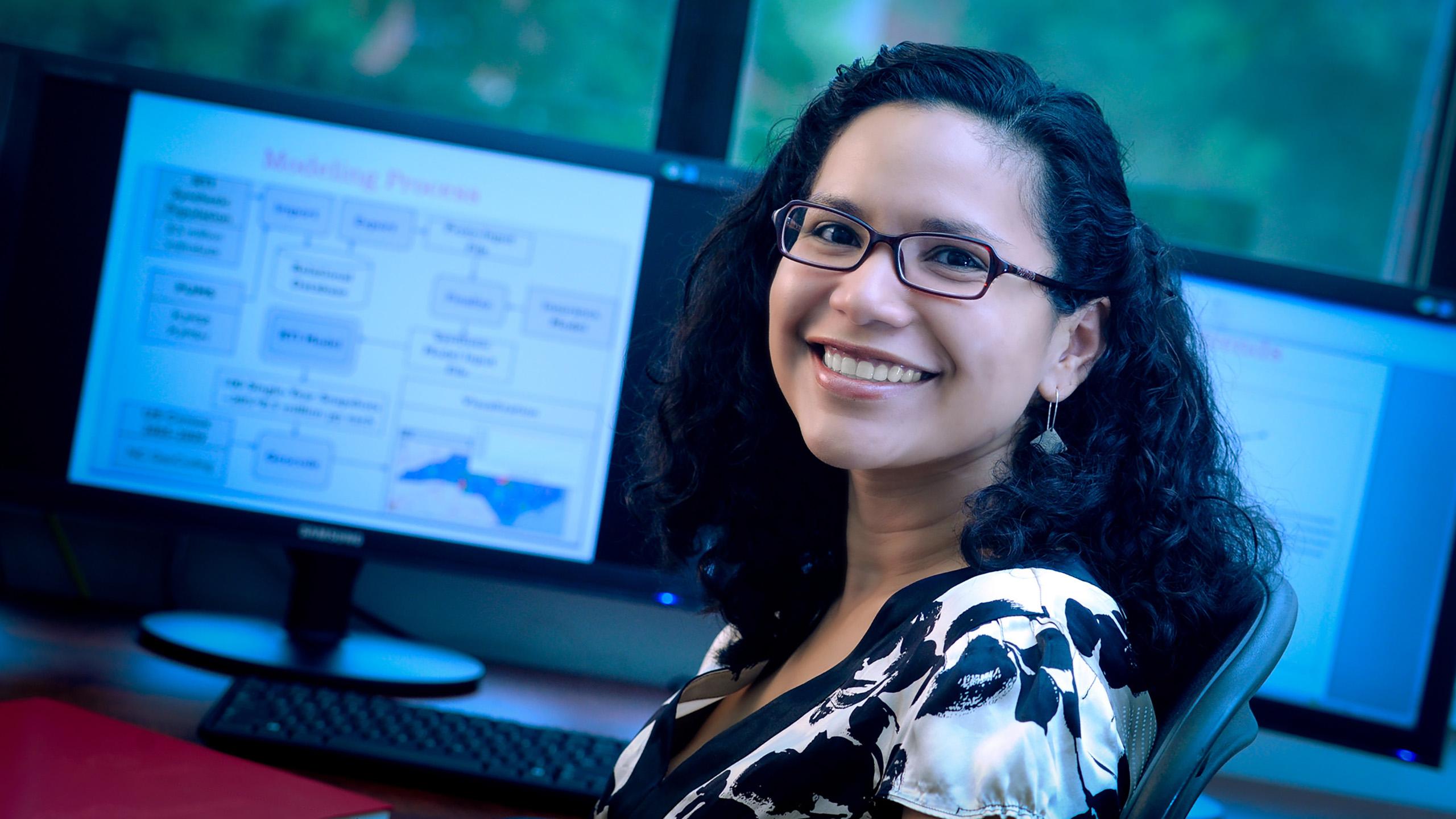 Faculty Profile: Maria Mayorga