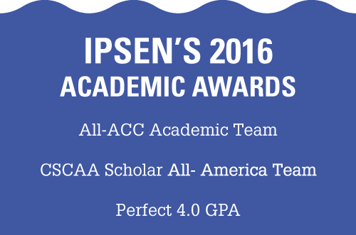Anton Ipsen | Academic Achievements 2016