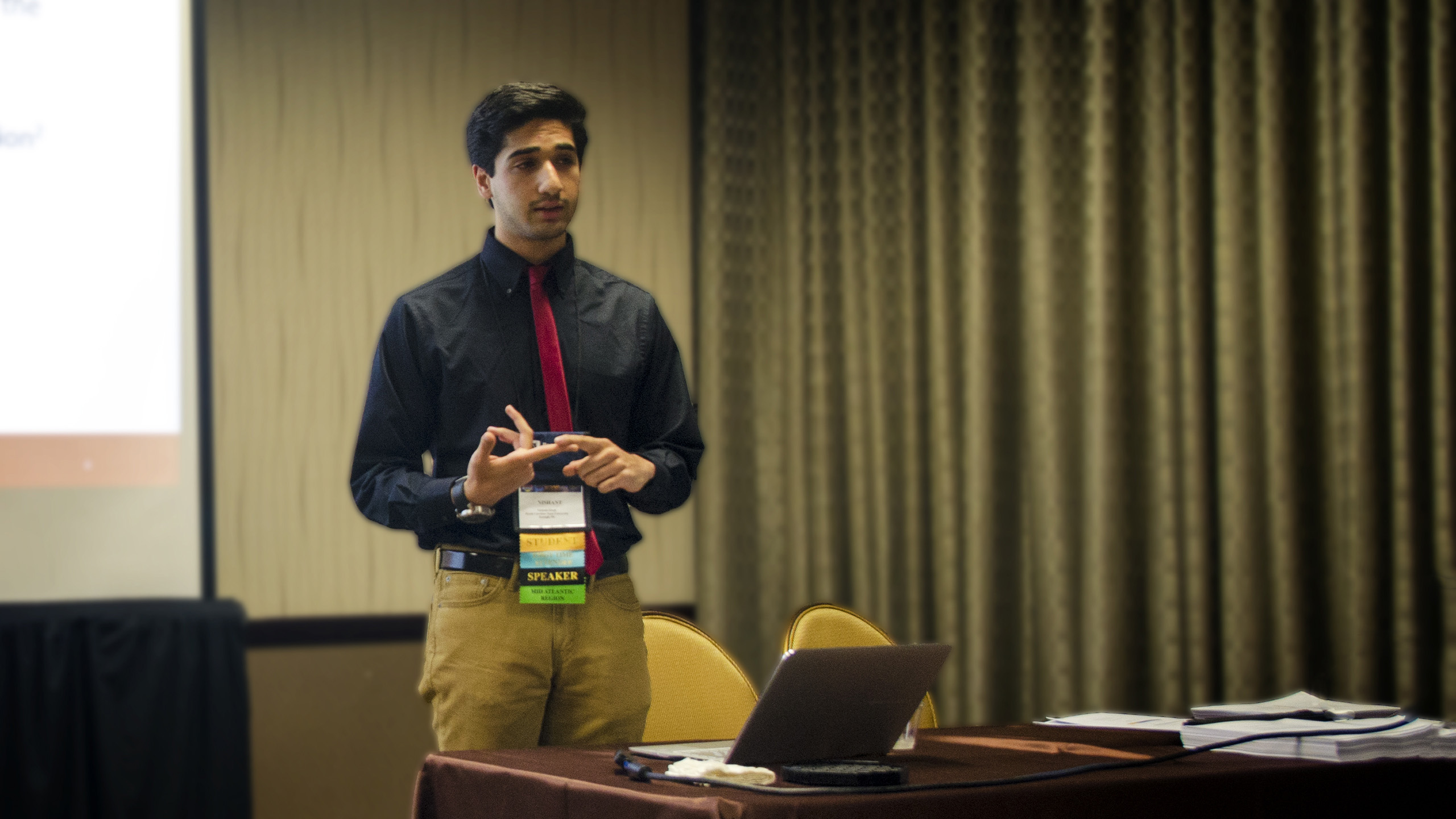 Teen Researcher | Nishant Singh