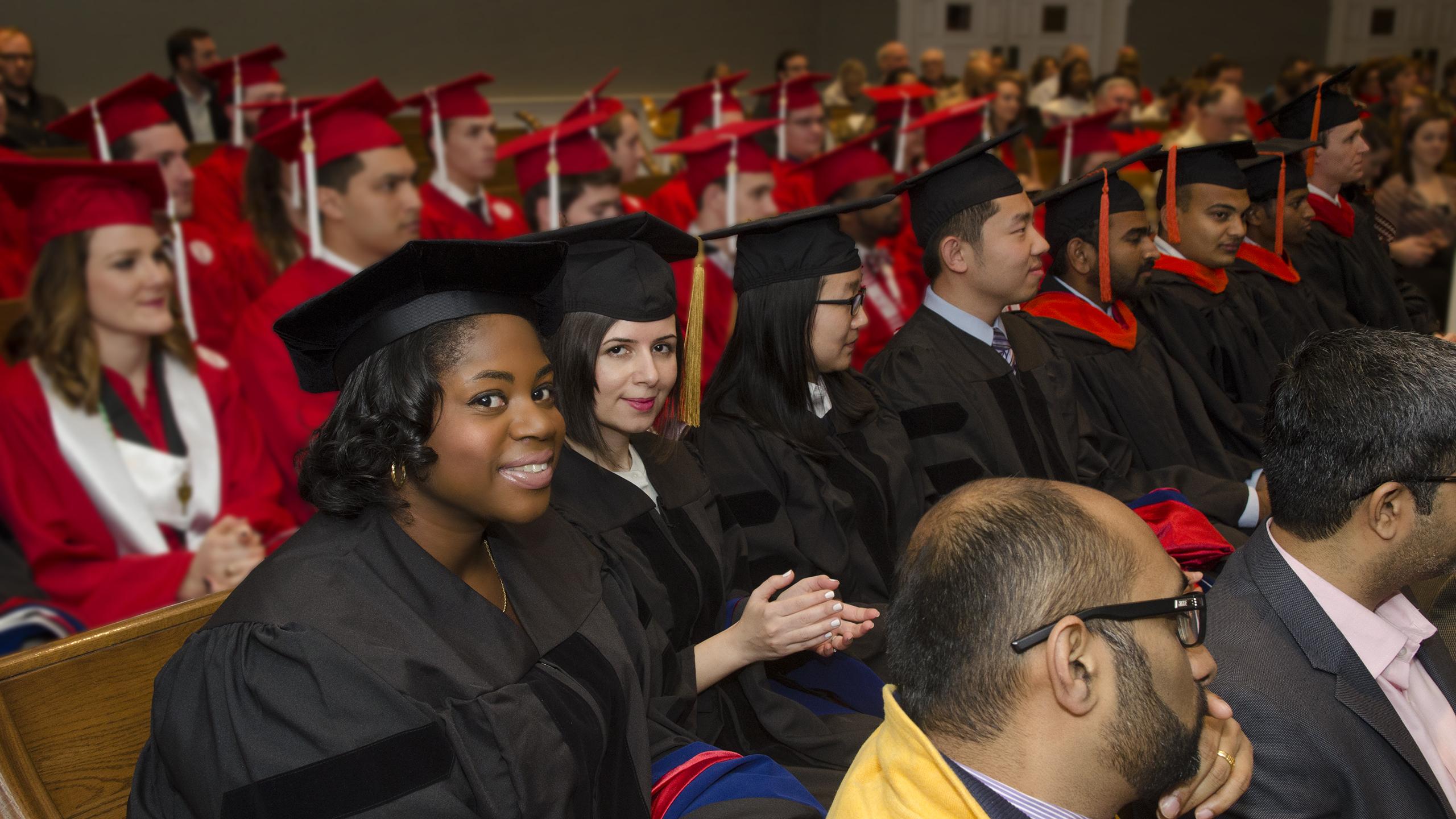 Watch the Fall 2016 Graduation Ceremony