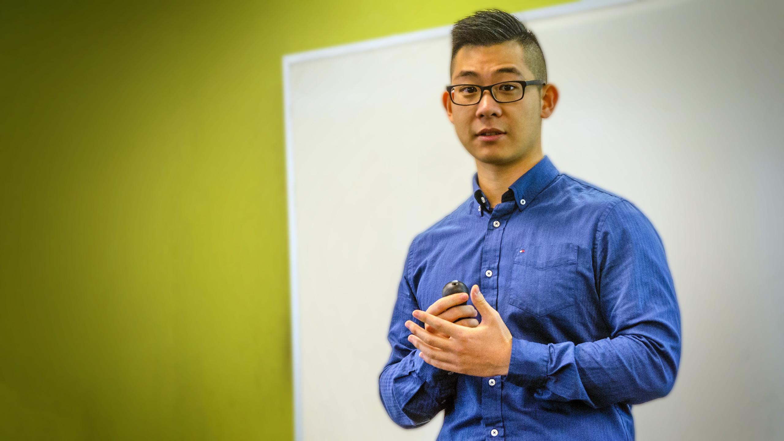 Seminar Series: Ling Zhang and Lokesh Narayanan