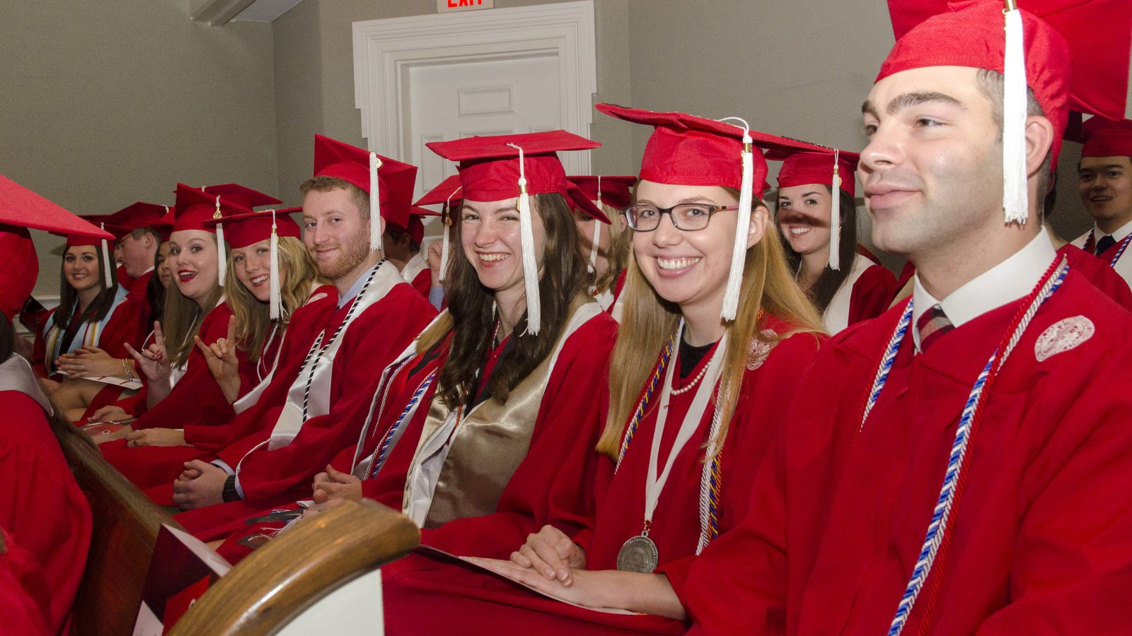 ISE Spring Graduation 2017