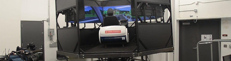 Driving Simulator | David Kaber