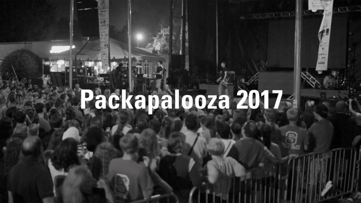 Packapalooza 2017   August 19   NC State University