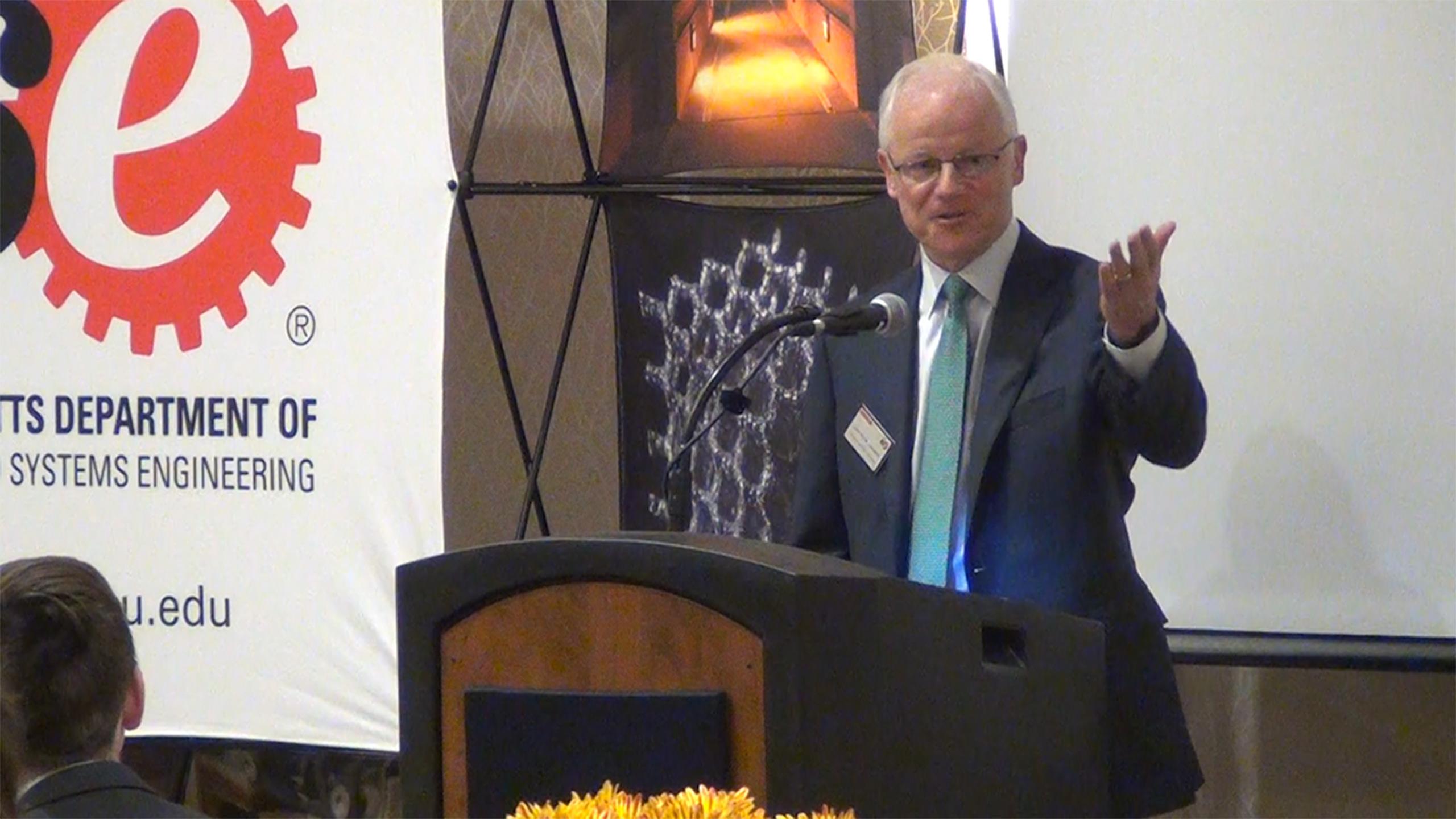 Jeffrey Johnson | Distinguished Alumni Award