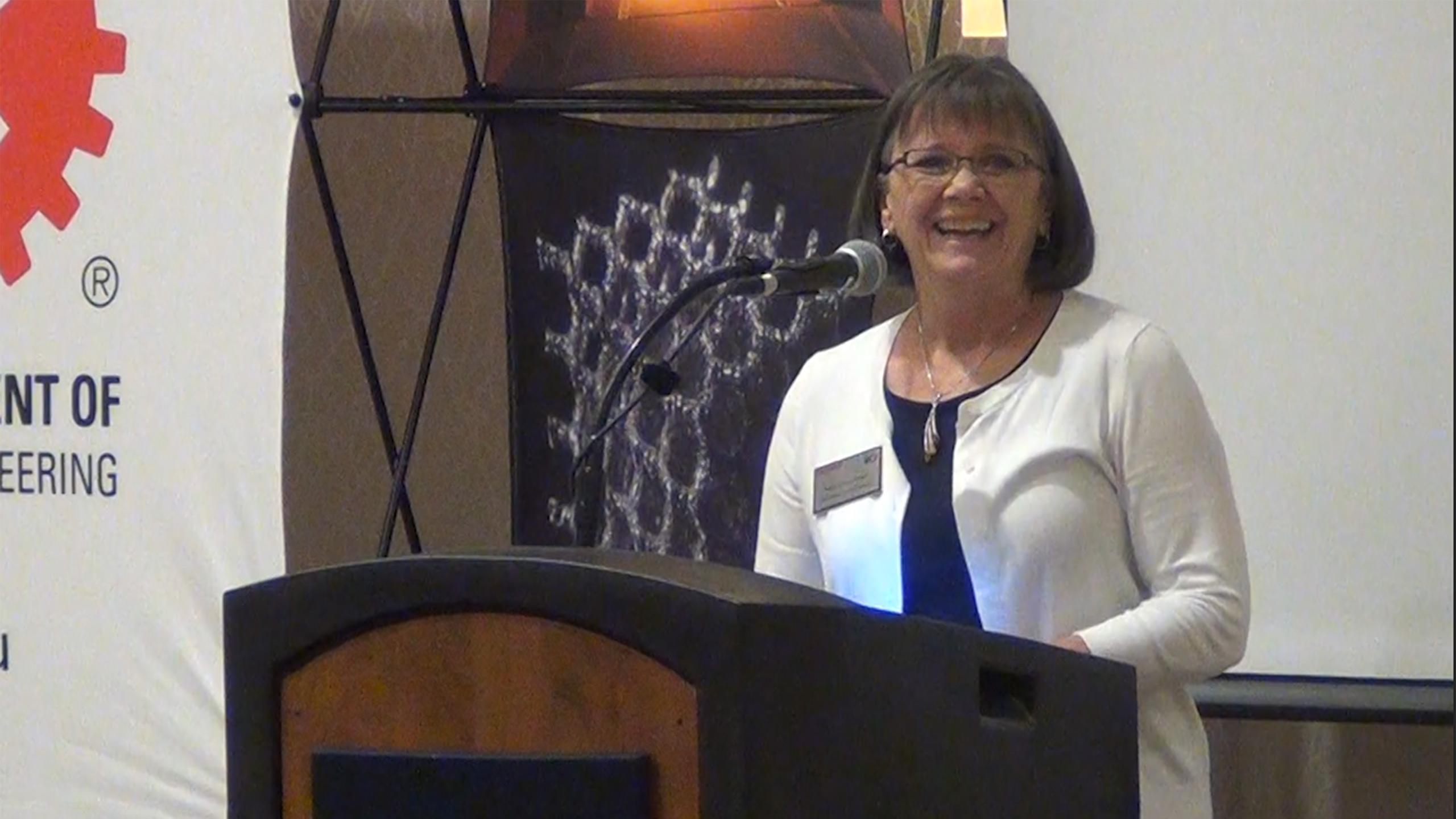 Dr. Nancy Larson | Distinguished Alumni Award Winner
