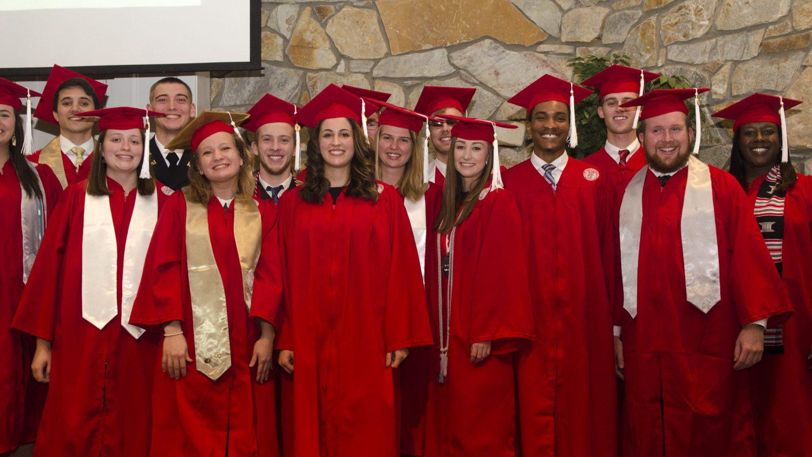 Fall 2017 Graduation Ceremony