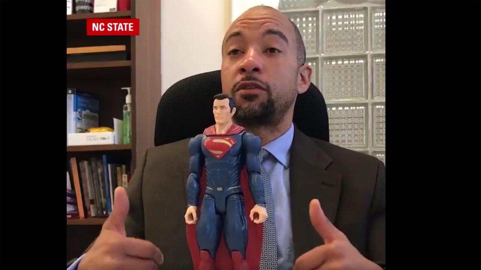 Reynolds Talks Justice League